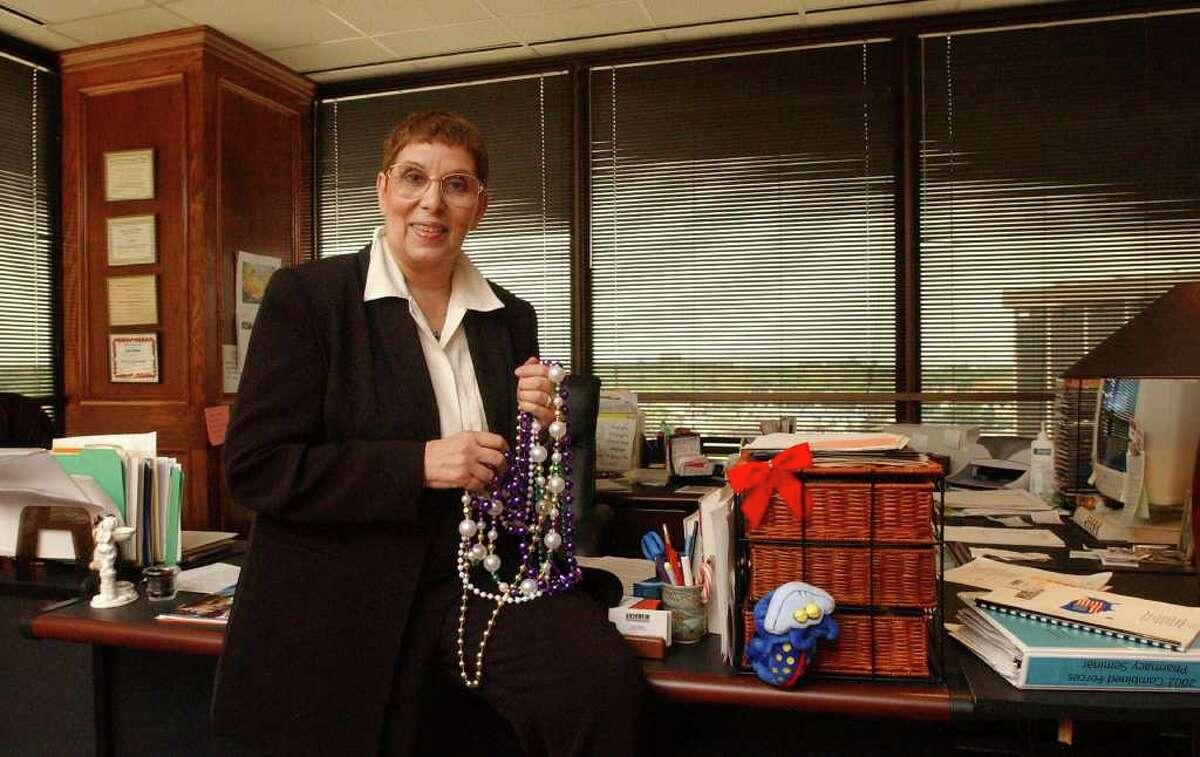 THE CHIEF EXECUTIVE: Jean Bordas incorporated the T.R.U.E. foundation Oct. 9, 1997.