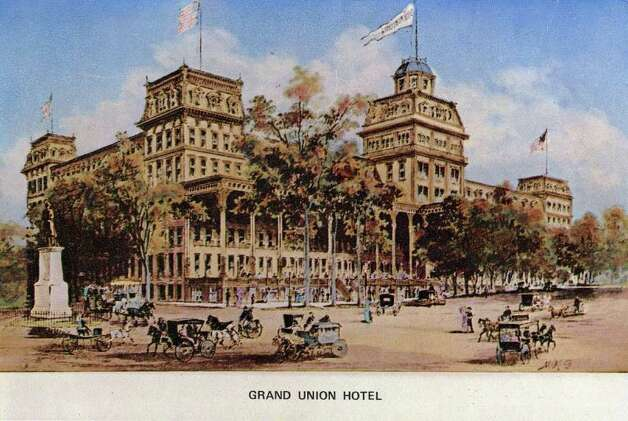 Opinions on grand union hotel saratoga springs new york for New hotels in saratoga springs ny