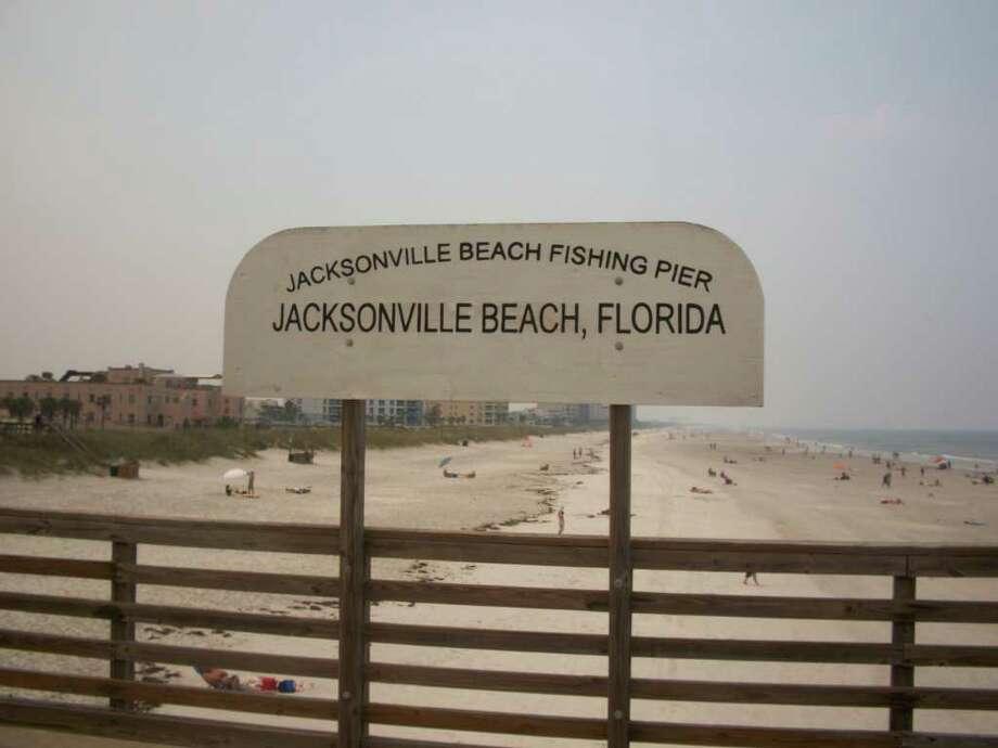72 hours or less jacksonville beach fla san antonio for Jacksonville fishing pier