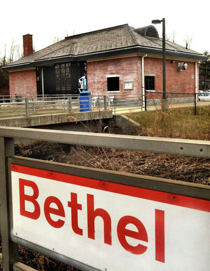 The Bethel Train Station. Photo: Michael Duffy