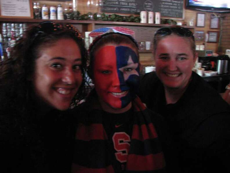 Were you seen @ Biergarten: World Cup?