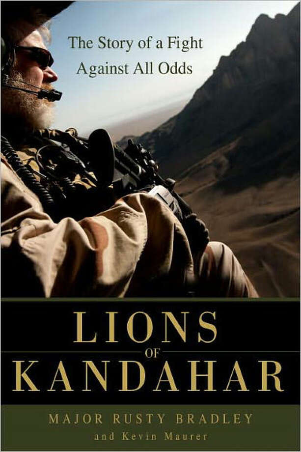'Lions of Kandahar: The Story of a Fight Against All Odds' Photo: Courtesy Photo