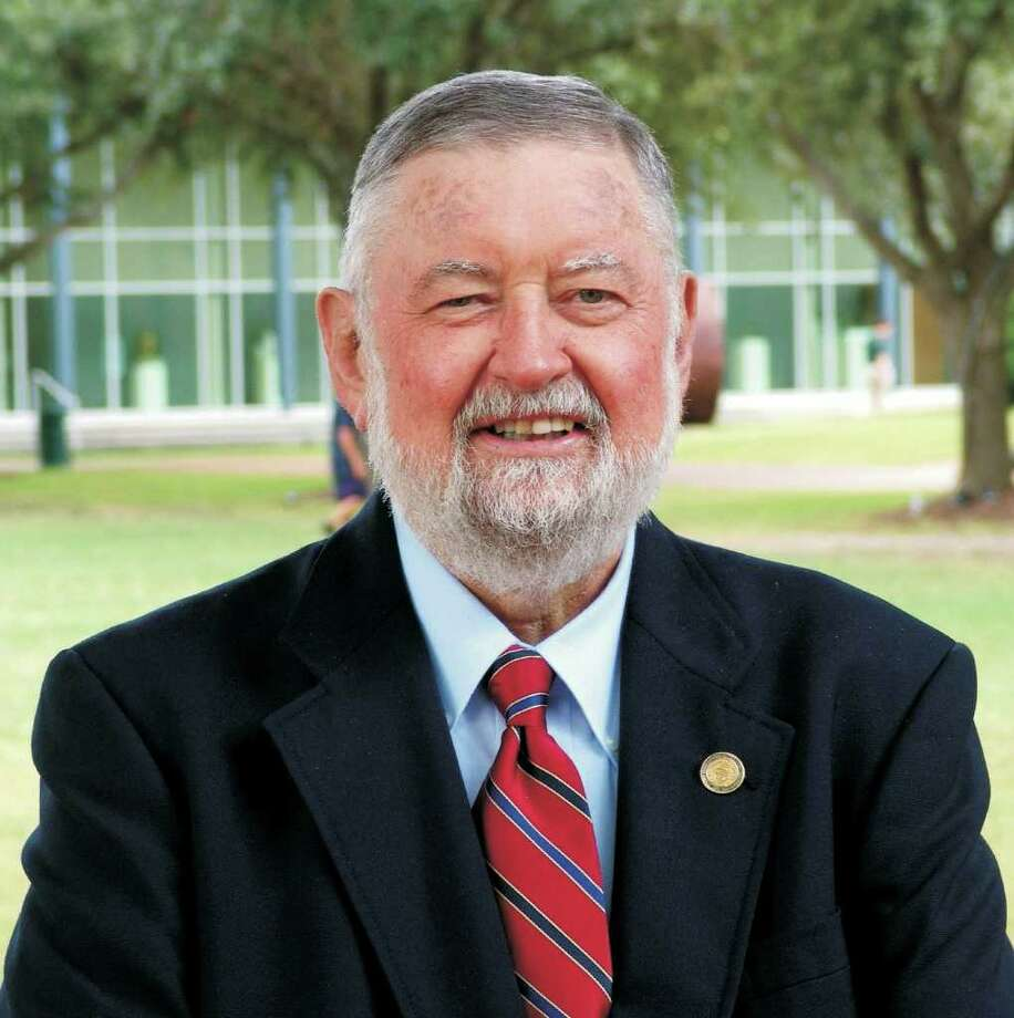 Richard Nevle, principal at Strake Jesuit College Preparatory in Houston for the past 20 years, died Sunday morning at the age of 69. (image provided by Strake Jesuit)