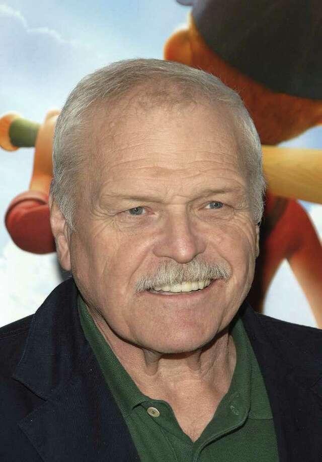 "Bridgeport native and Litchfield County resident Brian Dennehy is teaming up with Nathan Lane for a new production of ""The Iceman Cometh"" in Chicago next spring. Photo: Contributed Photo / Connecticut Post Contributed"