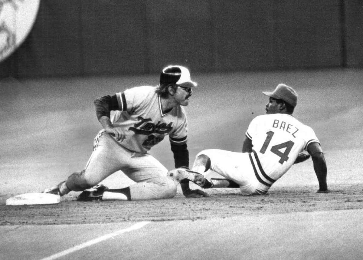 The futility continued in 1978, with a nine game swoon from Sept. 18-26. Jose Baez wasn't much help, batting .160 in 23 games that year.