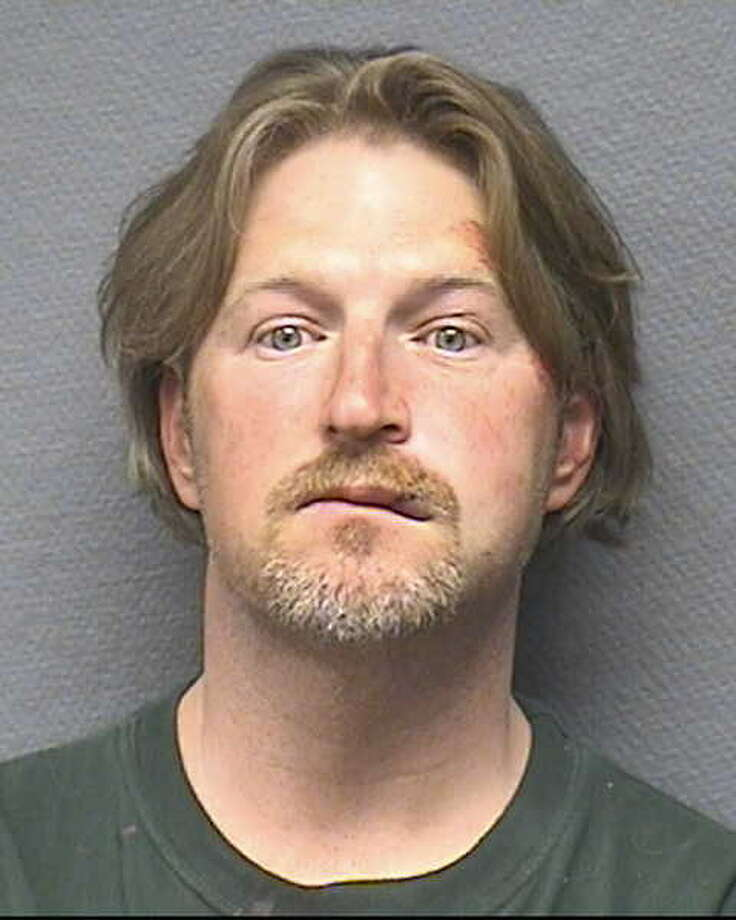 CAPTION: Bryan Vaclavik, a fraud investigator for the Harris County District Attorney's office, was arrested early Monday, accused of leaving the scene of a drunken driving crash late Sunday night. Vaclavik, 43, is free on $1,000 bail after being charged with driving while intoxicated and failure to stop and give information, both misdemeanors, according to court documents.  CREDIT: HPD