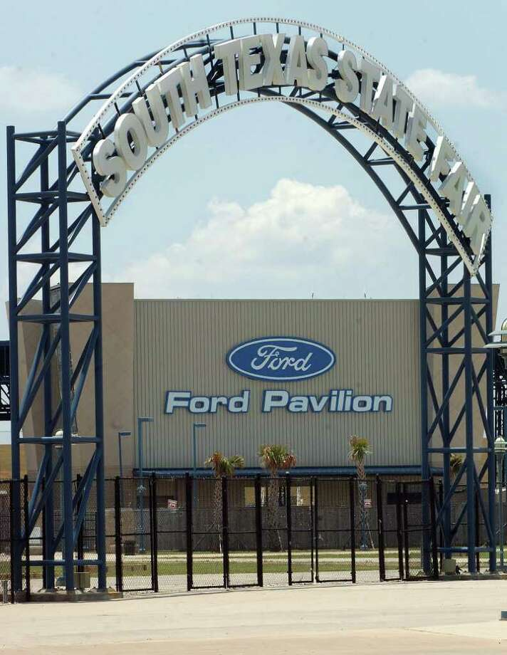 Ford Pavilion at Ford Park  Enterprise file photo Photo: File / Beaumont