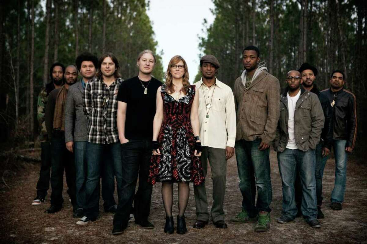 The Tedeschi Trucks Band will play the Main Stage at the Gathering of the Vibes at Seaside Park in Bridgeport Friday afternoon, July 22.