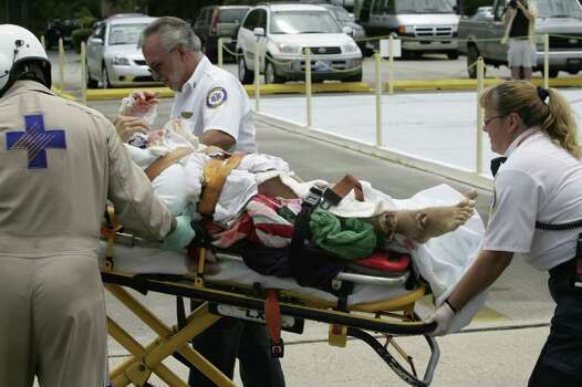 ... Panama City, Fla., June 27, 2005, before being driven to Bay Medical
