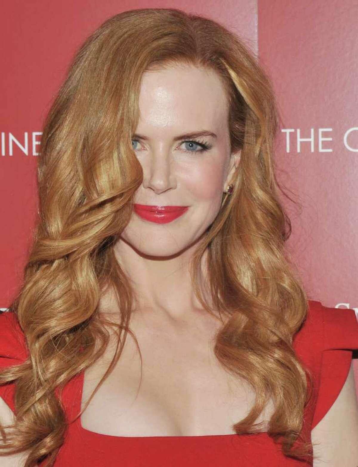 NEW YORK, NY - JULY 13: Actress Nicole Kidman attends the Cinema Society with Ivanka Trump Jewelry & Diane Von Furstenberg screening of