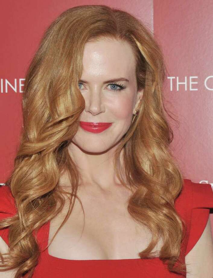 """NEW YORK, NY - JULY 13:  Actress Nicole Kidman attends the Cinema Society with Ivanka Trump Jewelry & Diane Von Furstenberg screening of """"Snow Flower And The Secret Fan"""" at the Tribeca Grand Hotel on July 13, 2011 in New York City. Photo: Stephen Lovekin, Getty Images / 2011 Getty Images"""