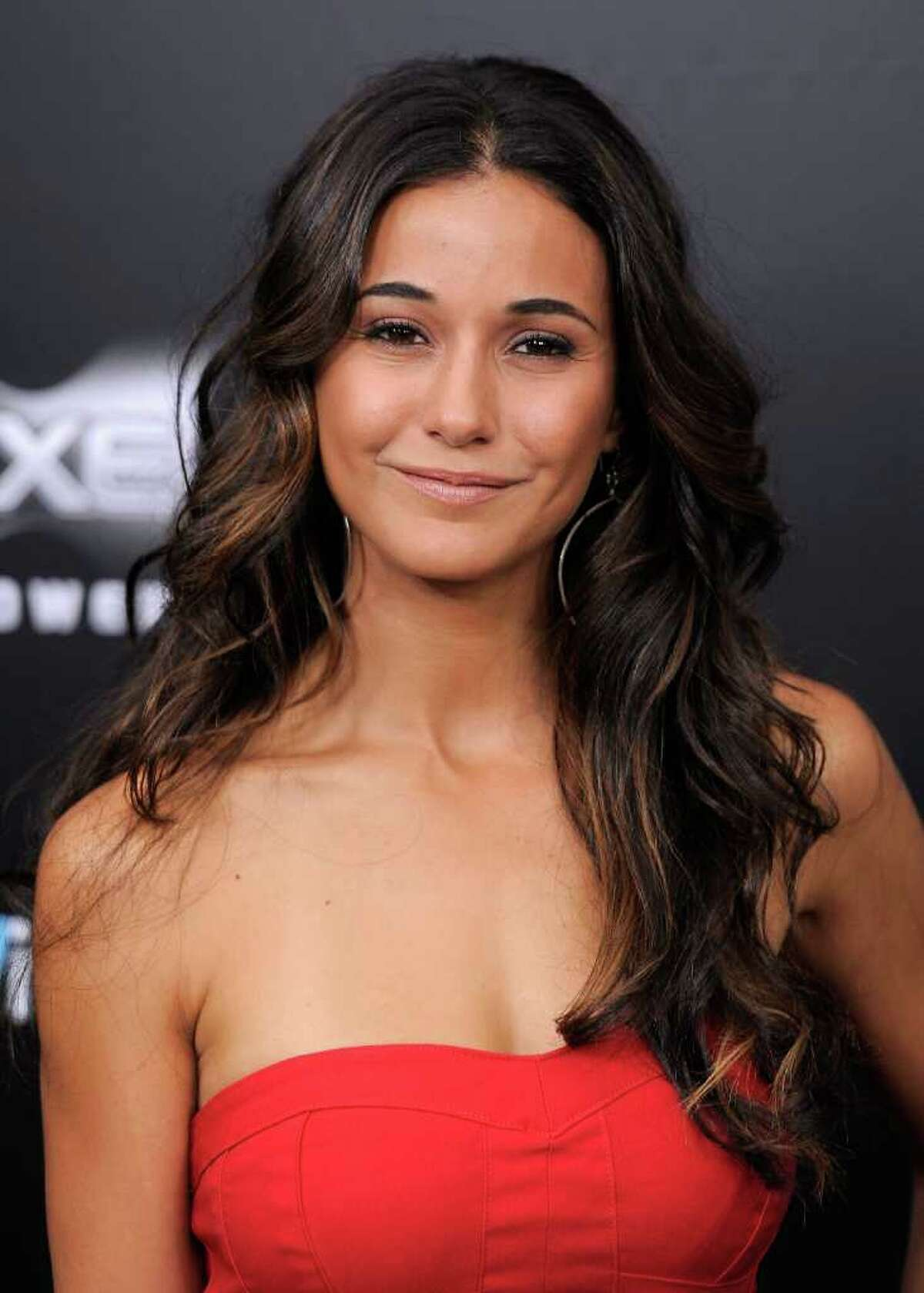 NEW YORK, NY - JULY 18: Actress Emmanuelle Chriqui attends the