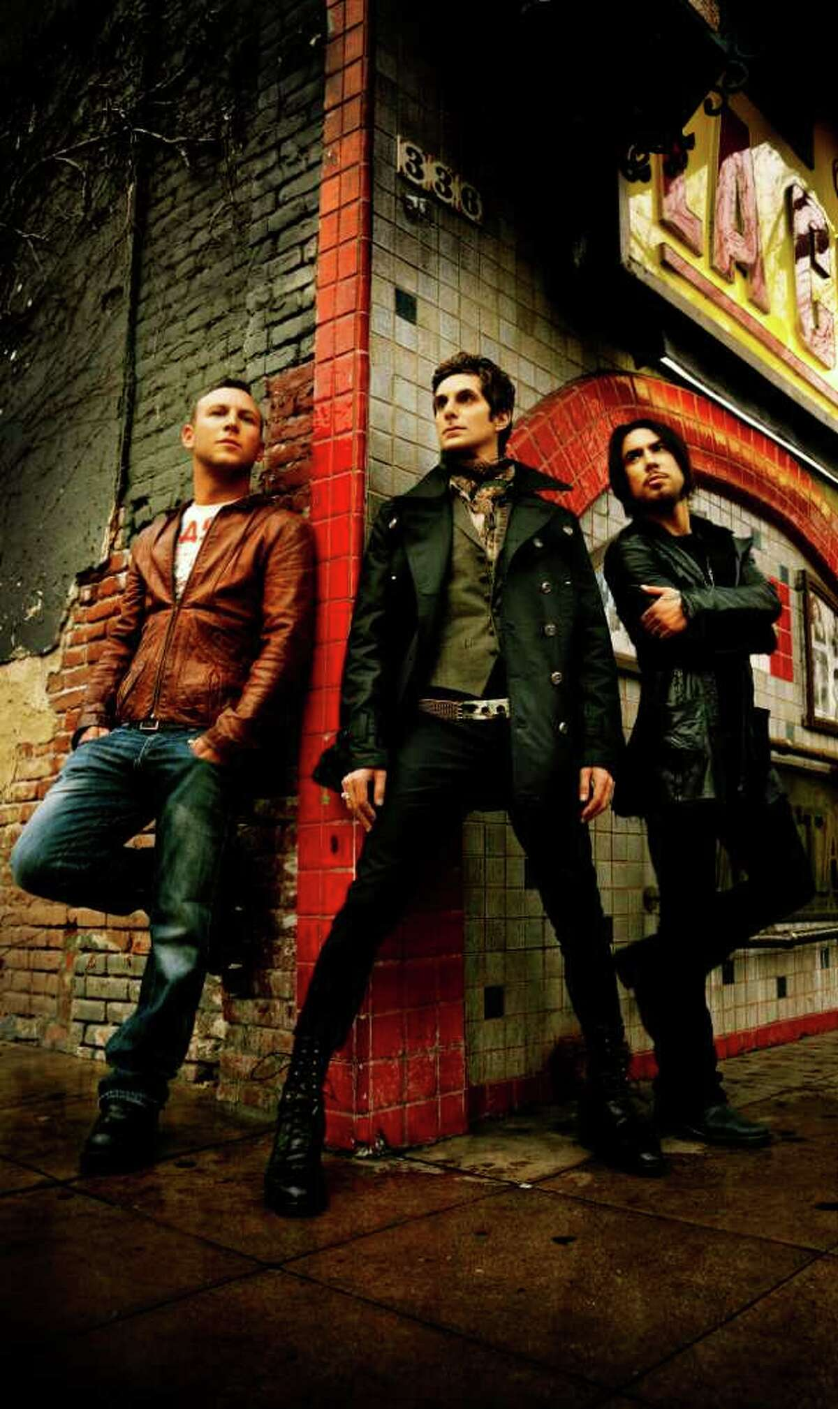 Jane's Addiction performs at the Gathering of the Vibes on Saturday, July 23.