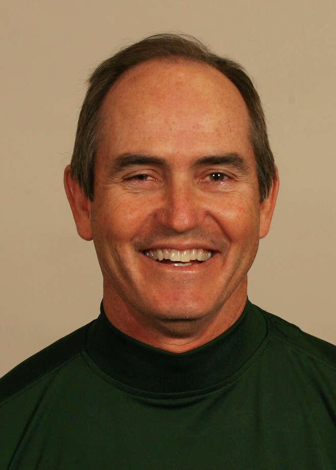 Baylor football coach Art Briles  2010 school photo