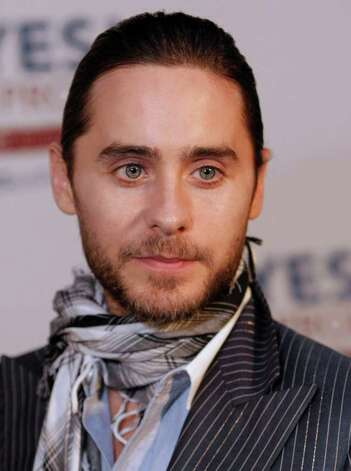 Musician Jared Leto (AP Photo/Dan Steinberg, ...