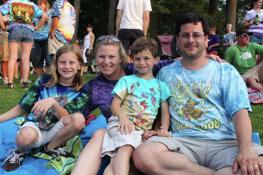 Were you seen at Furthur at SPAC? Photo: Molly Eadie