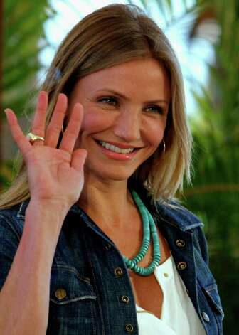 Cameron Diaz. Photo: Marco Ugarte, STR