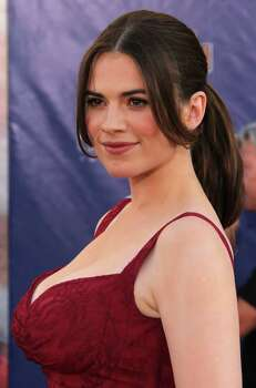 29. Actress Hayley Atwell (Captain America) Photo: Frederick M. Brown, Getty / 2011 Getty Images