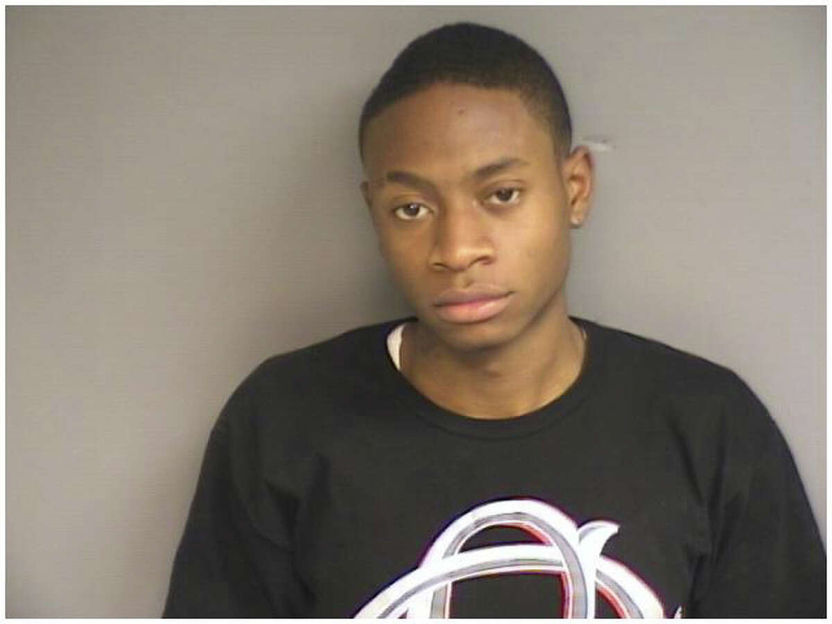 Kevin Sauveur, 19, of 1 Orange St., Stamford, was charged with first-degree robbery and conspiracy to commit first-degree robbery for allegedly walking into a Shippan Avenue bank on April 30, 2011 with a gun and another man and robbing it.