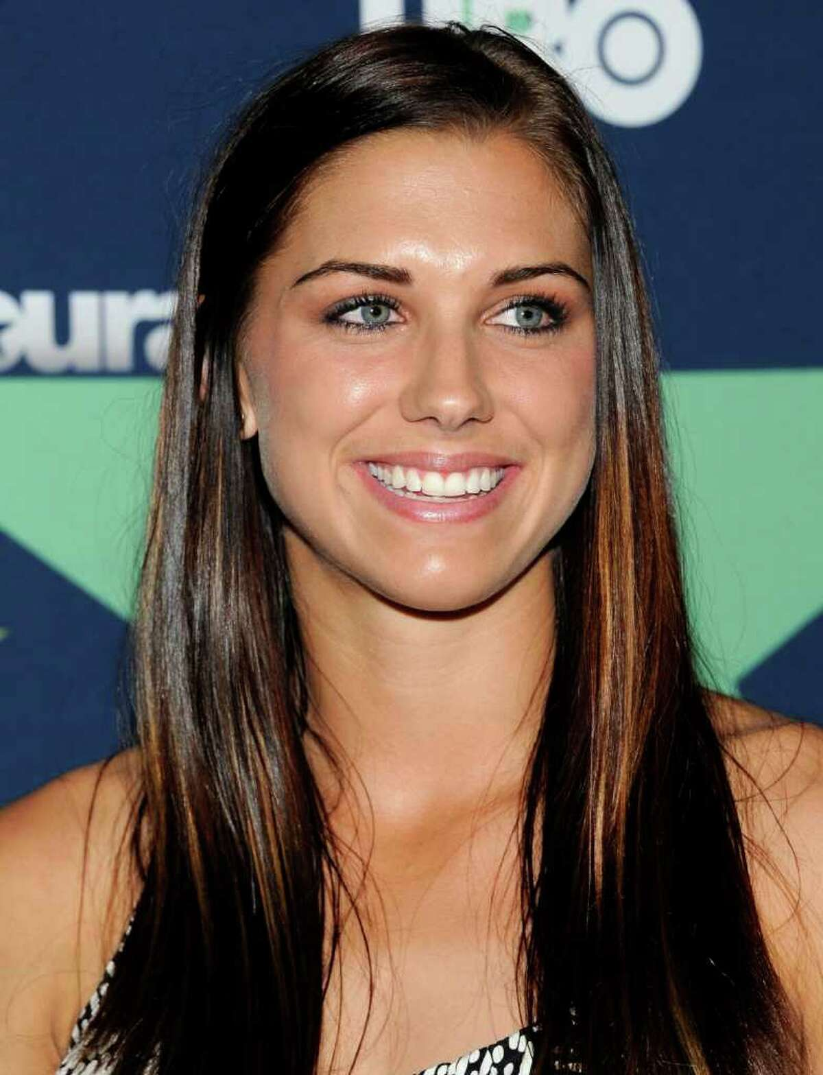 U.S. Women's Soccer team player Alex Morgan attends the final season premiere of 'Entourage' at the Beacon Theatre on Tuesday, July 19, 2011 in New York.
