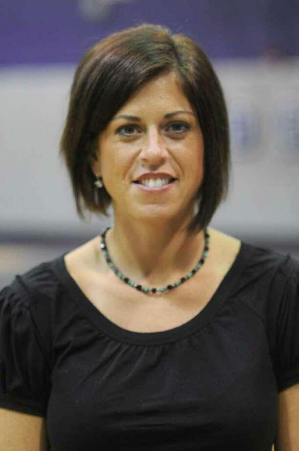 Kingwood Park head volleyball coach Tammy White.... Photo: Jerry Baker, Freelance / Freelance
