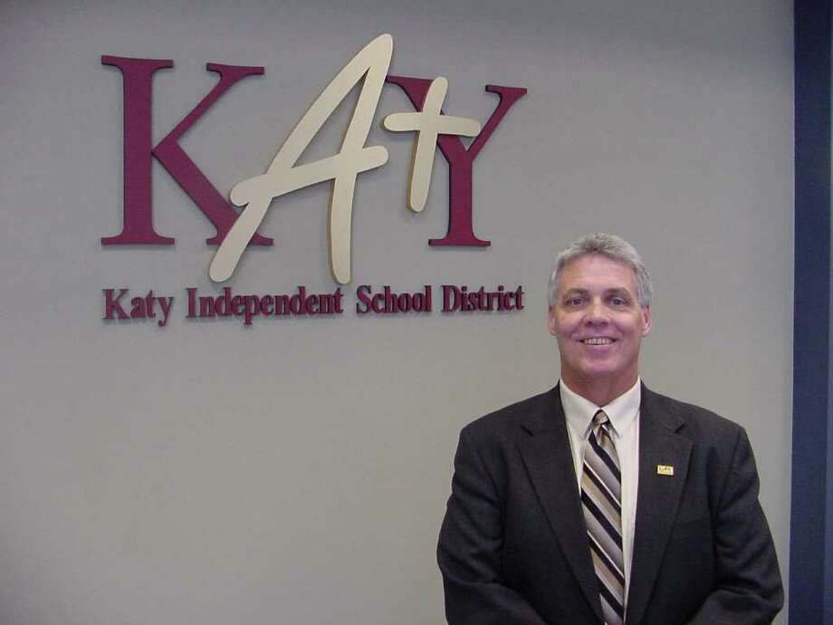Katy ISD athletic director Rusty Dowling / handout email
