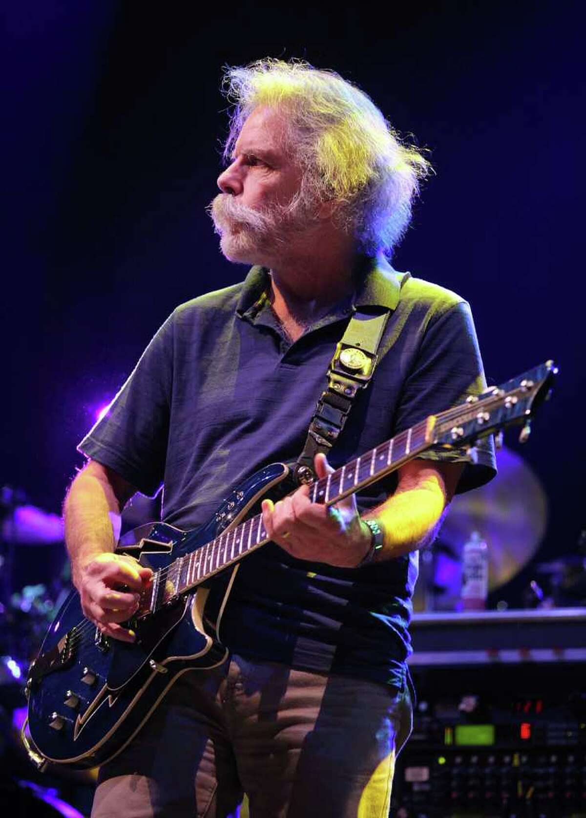Bob Weir will perform with Phil Lesh.