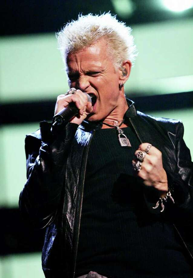 """Billy Idol references a 7-Eleven in his tune, """"Rebel Yell."""" """"He lives in his own heaven, collects it to go to the 7-Eleven.""""  Photo: Evan Agostini, Staff / Getty Images North America"""