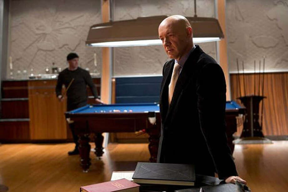 Kevin Spacey as Lex Luthor Photo: Warner Bros.