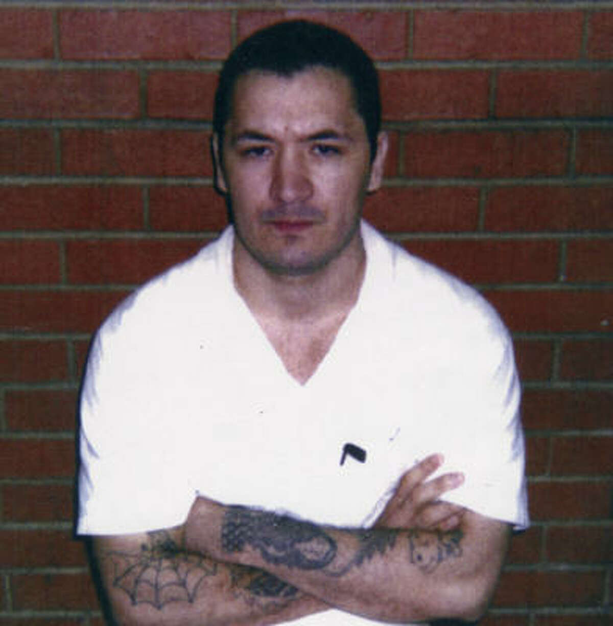 Ruben Cantu is shown the day of his Aug. 24, 1993, execution for a 1984 robbery and murder that three witnesses say he was not involved in.
