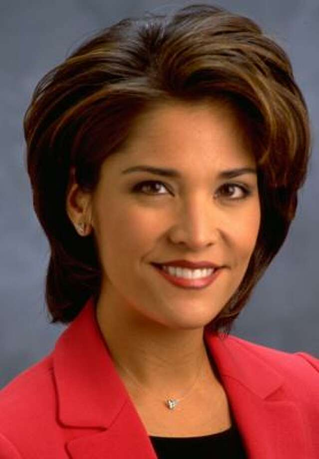 Lisa Foronda is leaving her news anchor job at Channel 11. Photo: KHOU