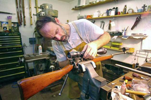 Gunsmithing business subjects in college