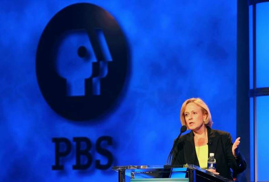 "PBS president and CEO Paula Kerger says FCC restrictions of on-air profanity sometimes go too far. ""This is about filmmakers that have powerful stories that (they) are not being allowed to tell  ...  on public television."" Photo: Frederick M. Brown, Getty Images"