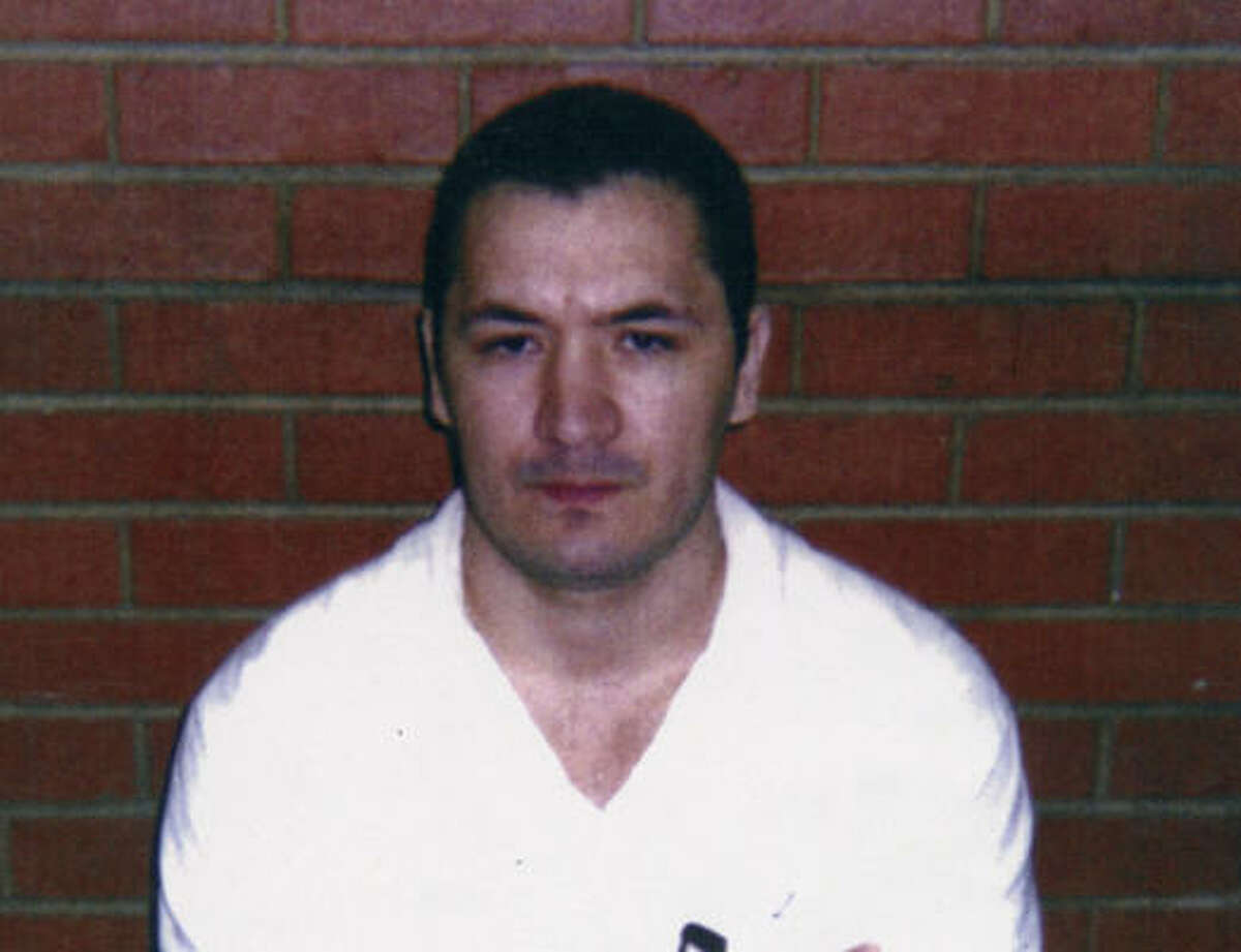 Ruben Cantu, shown here on the day of his execution.
