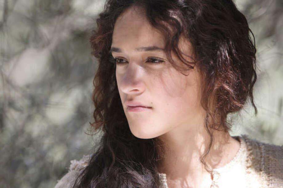 Keisha Castle-Hughes stars as Mary in The Nativity Story. Photo: New Line Cinema