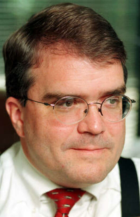 U.S. Rep. John Culberson would not say whether he might try to block funding if Metro chooses Richmond as the route. Photo: MICHAEL STRAVATO, AP FILE
