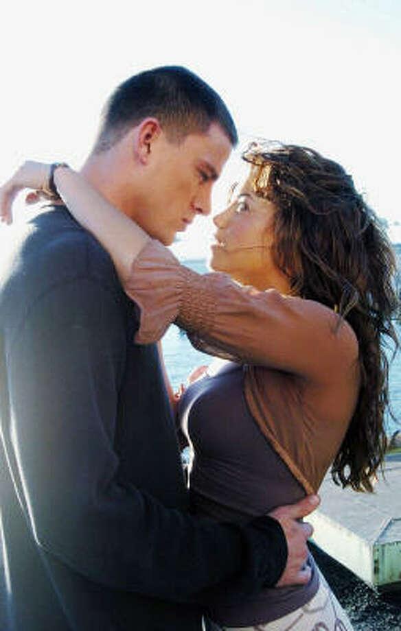 Channing Tatum and Jenna Dewan star in Step Up. Photo: Courtesy Photo