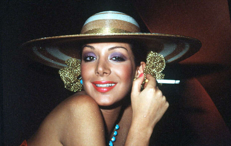 "Virginia Vallejo, an actress, model and socialite, says her lover, the late drug lord Pablo Escobar, was ""the only rich man in Colombia who was generous with the people."" Photo: EL TIEMPO, AP"