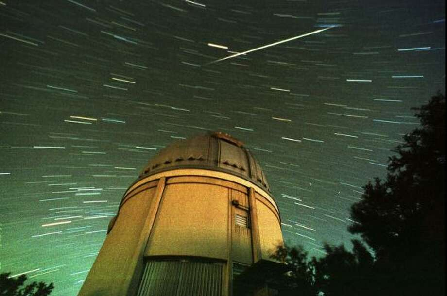 Kitt Peak National Observatory in Arizona is used by a consortium of universities that control its telescope via remote control. Photo: SAMANTHA FELDMAN, AP