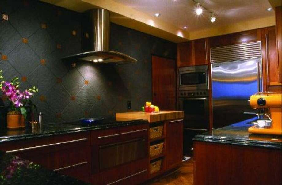This chef's kitchen won John T. Robinson an ASID award. Photo: ASID