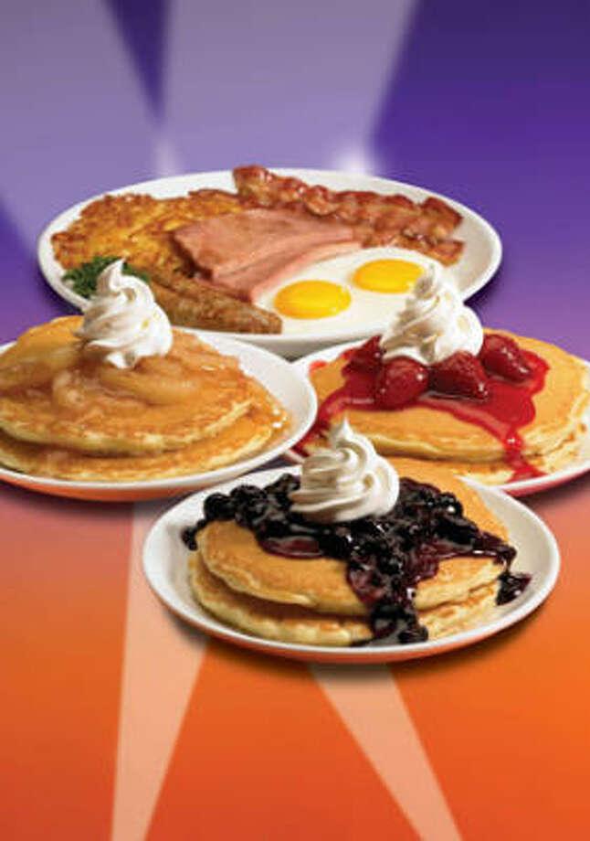 IHOP's Rooty Tooty Fresh 'N Fruity breakfast doesn't skimp on anything. Photo: IHOP