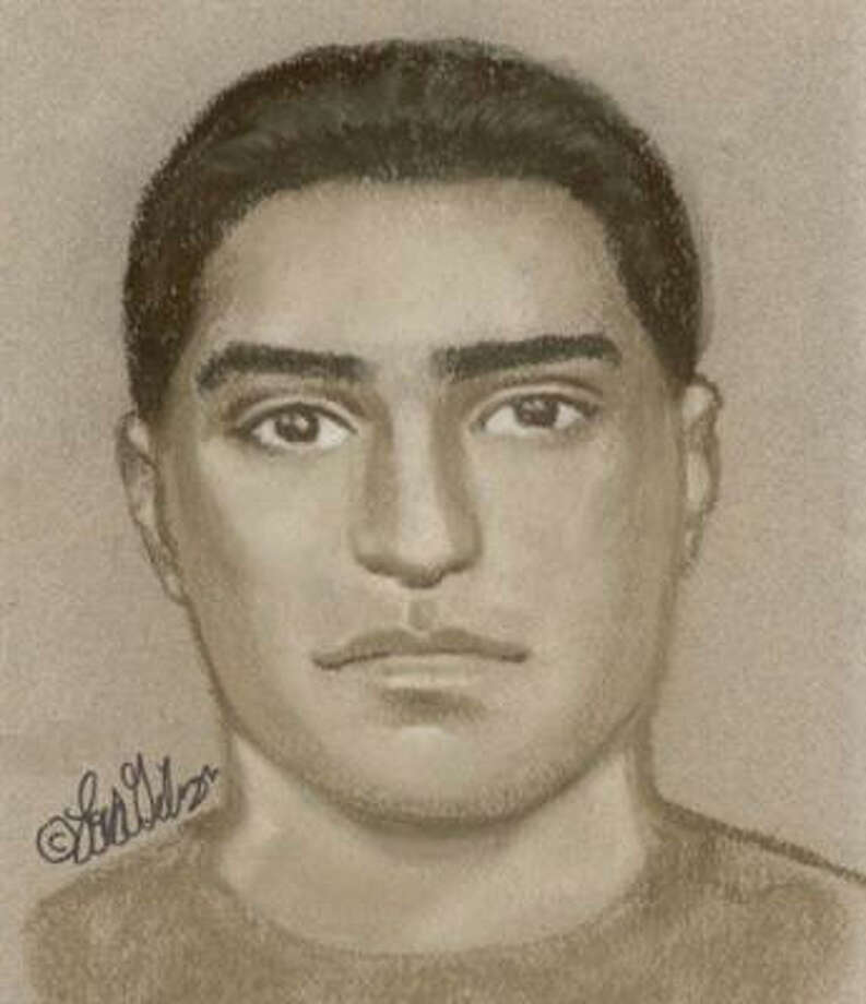 "This is a composite drawing released by Houston police of the ""East End Rapist."" Photo: Houston Police Dept."