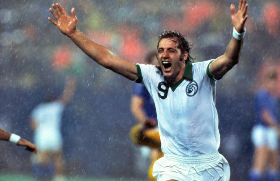 Giorgio Chinaglia, who's in the documentary Once in a Lifetime: The Extraordinary Story of the New York Cosmos. Photo: Miramax Films