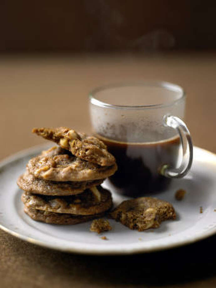 Hazelnut Espresso Cookies make a satisfying treat. Photo: Con Poulos, Everyday Food