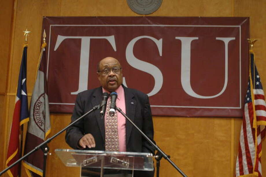 Interim TSU President J. Timothy Boddie previously was director of the NASA Aircraft Management Office, which was responsible for the administration and oversight for all of the agency's  aviation activities.
