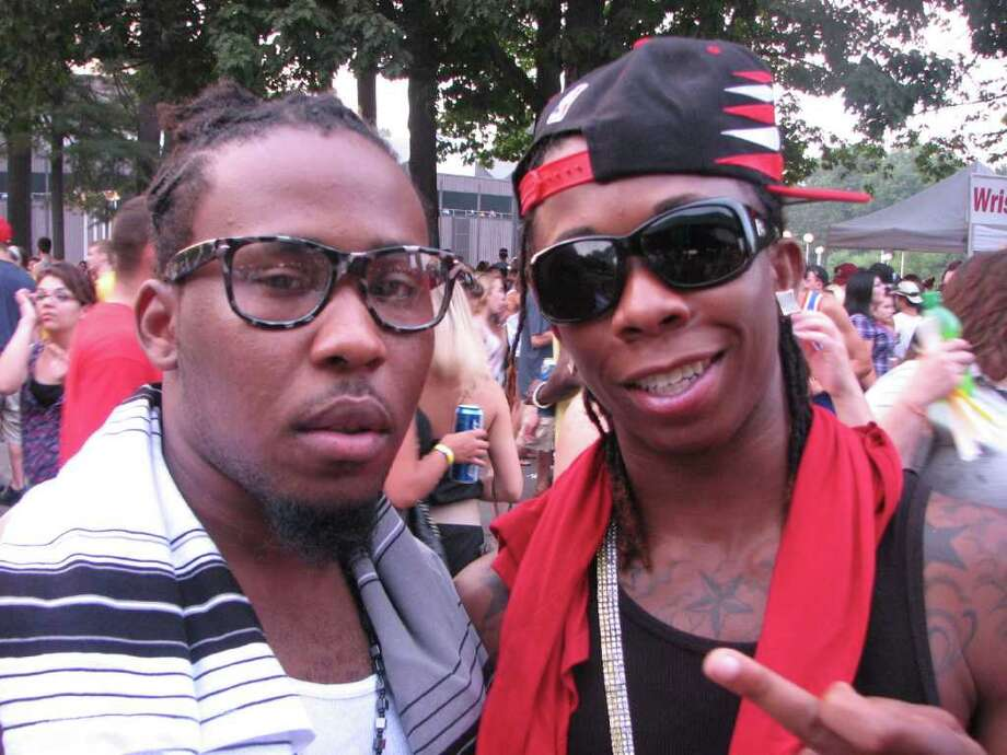 Were you seen at SPAC: Lil Wayne Photo: Desiree' LaBombard