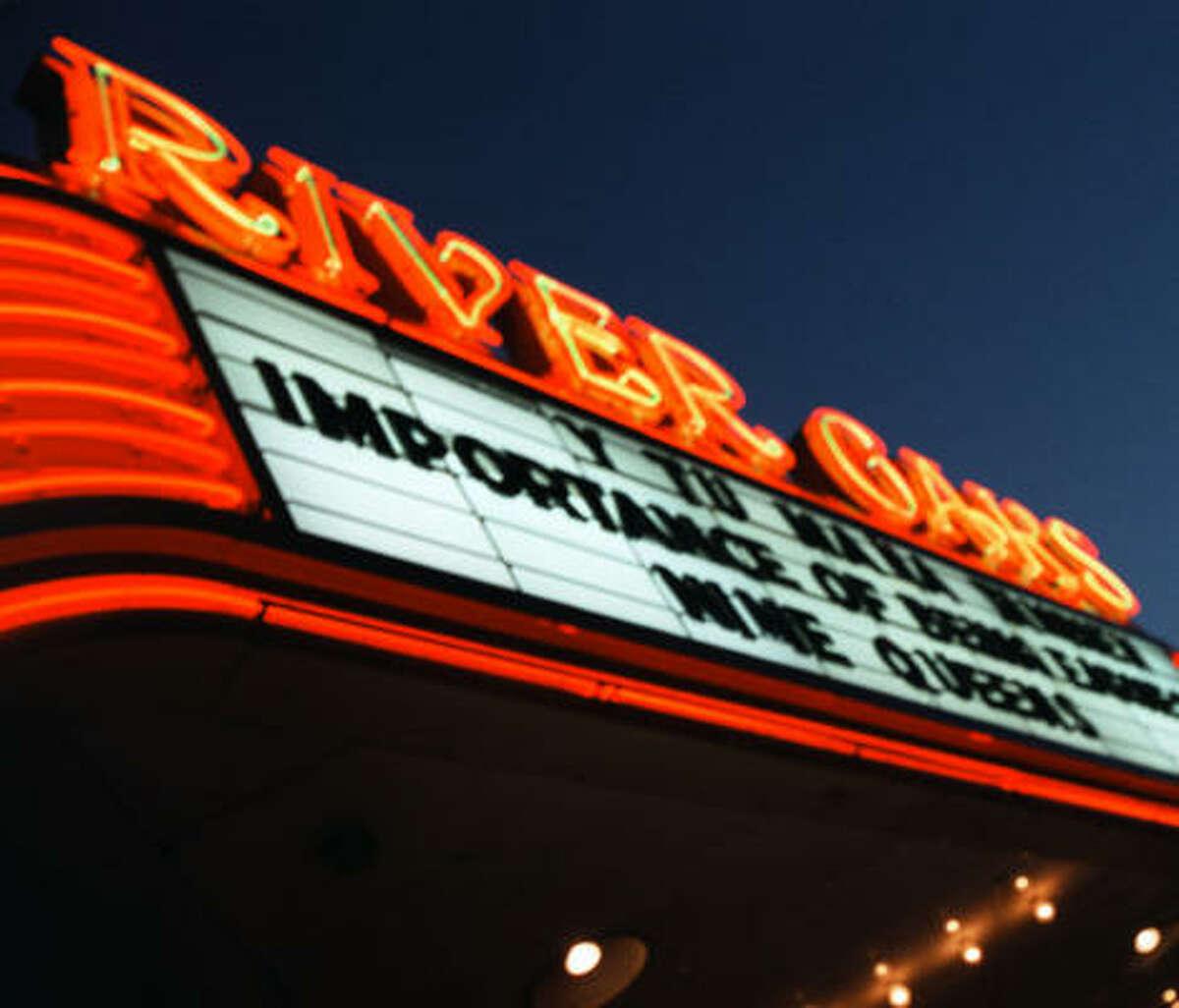 2. River Oaks Theatre