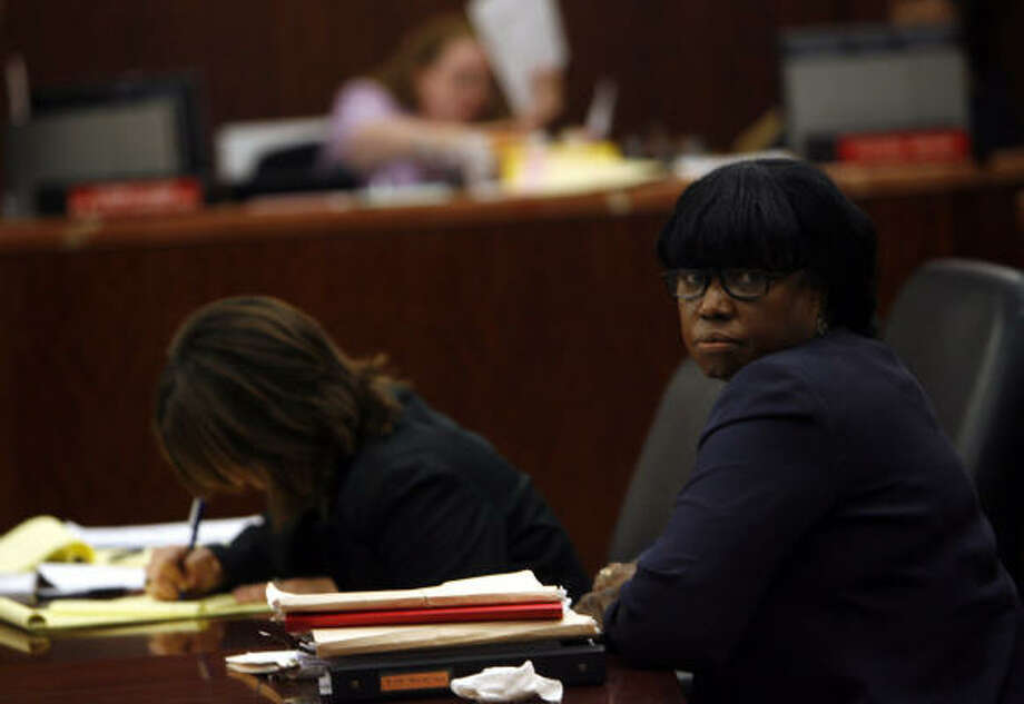 Dottie Malone Atkins was convicted of stealing thousands from Texas Southern University. Photo: James Nielsen, Chronicle File