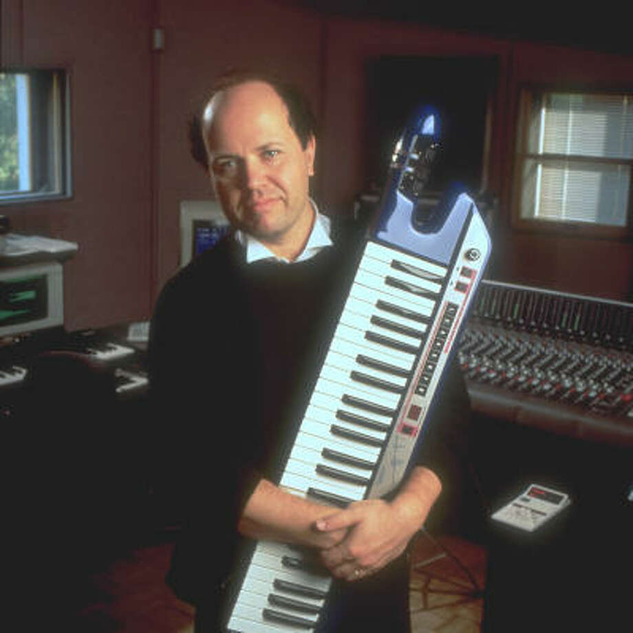 Composer Jan Hammer created the original theme song for the Miami Vice television series. Photo: Wounded Bird Records