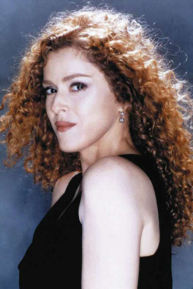 Bernadette Peters Photo: Contributed Photo